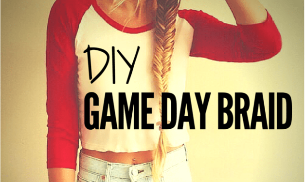 DIY Game Day Braid: Why this hairstyle can be your BFF