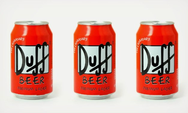 Fox announces they're making Duff Beer from The Simpsons