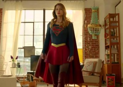 Supergirl, Gotham, Scandal