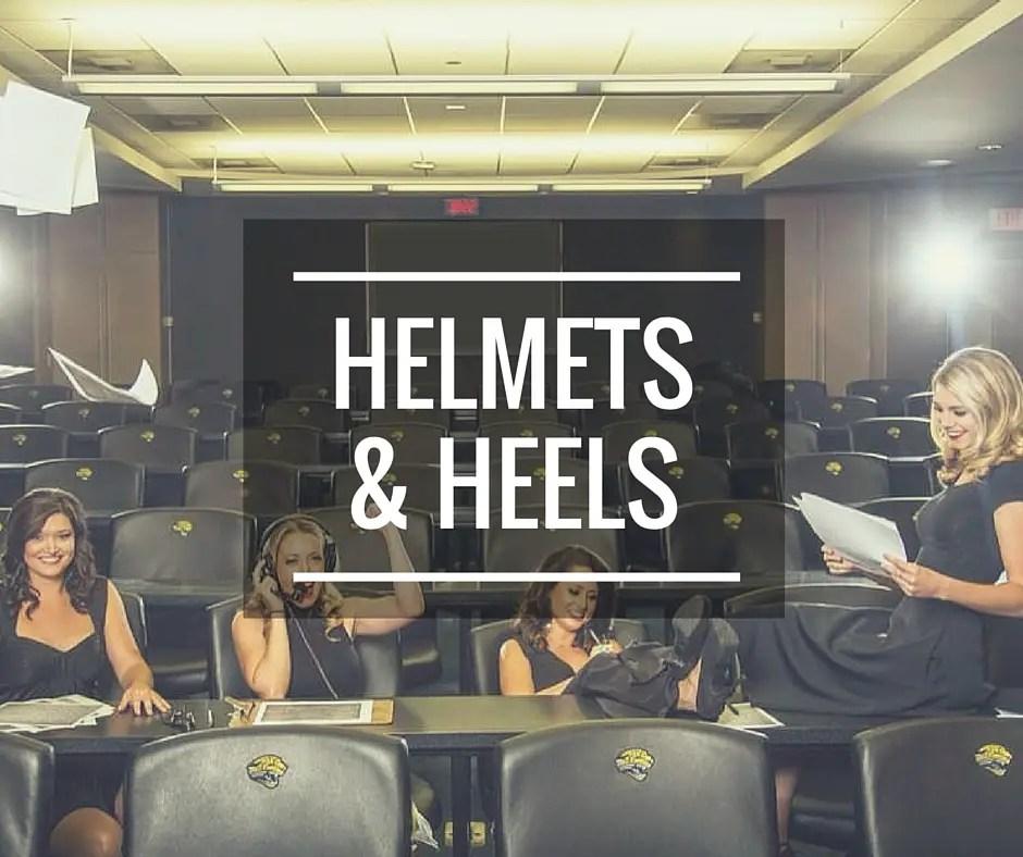 Helmets and Heels