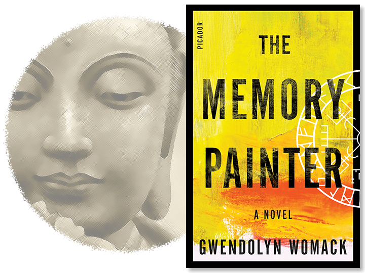 The Memory Painter - Gwendolyn Womack