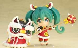 Good Smile Company perlihatkan figure Nendoroid Hatsune Miku: Shishimai/Lion Dance…