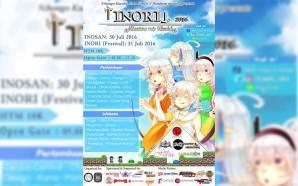 INORI 2016, acara jejepangan SMAN 3 Bandung