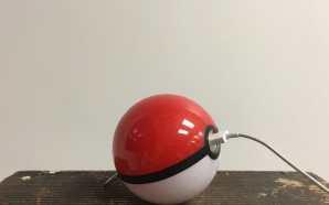 Uniknya Charger Portable Poké Ball Ini