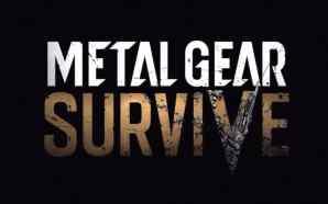 Spin-Off MGS, Metal Gear Survive, Diumumkan di Gamescom 2016