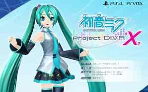 """Hatsune Miku: Project DIVA X"" rilis video trailer bahasa inggris"
