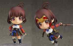 Mumei dari anime Kabaneri hadir dengan bentuk Nendoroid dari Good…