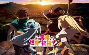 KonoSuba Musim kedua rilis video dan siap tayang 11 Januari