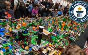 4 Karya LEGO yang Berhasil Masuk Guinness World of Records