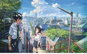 Pendapatan film Makoto Shinkai 'your name.' lewati 15 milyar Yen