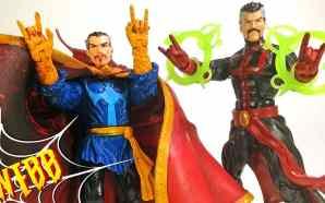 Yuk Koleksi Figure Marvel Legends Doctor Strange yang Keren Ini!