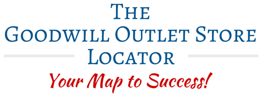 Goodwill Outlet Store Locator Logo