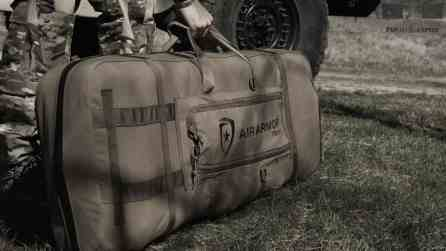 The Inflatable Rifle Case by Air Armor Tech! Protection has never been so easy!
