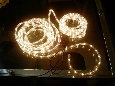 El complemento perfecto para el gypsum - Manguera luces navidad ...