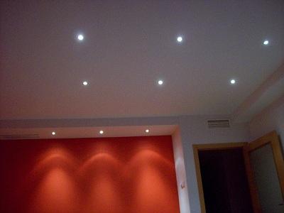 El complemento perfecto para el gypsum - Iluminacion indirecta led ...