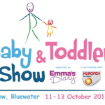 The Baby & Toddler Show 2013 Discount Code