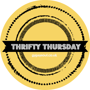 Thrifty Thursday - May 2016