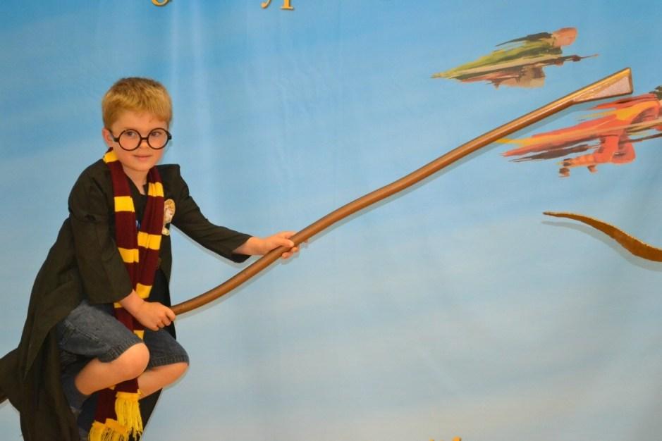 Nimbus 2000 Harry Potter