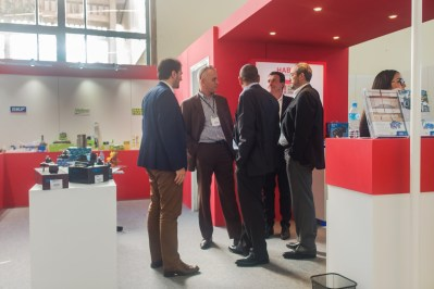 Stand-Up Meeting - Equip Auto 2016 Alger