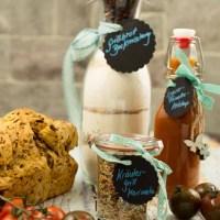 DIY Grillpaket-Backmischung,Ketchup & Grillgewürz