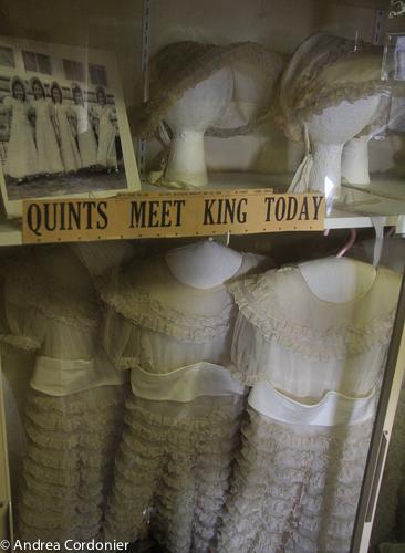 Dionne Quints King