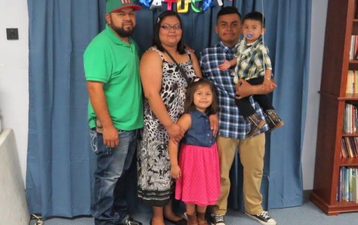 Meet the Estrada Family