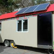 Système solaire tiny house