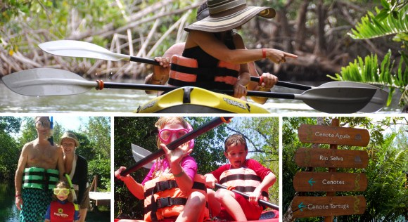 Resort activities, snorkel and kayaking