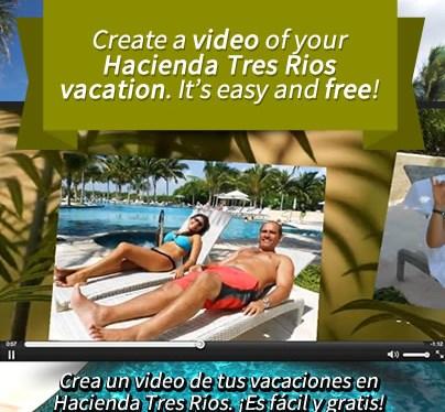Hacienda Tres Rios make video