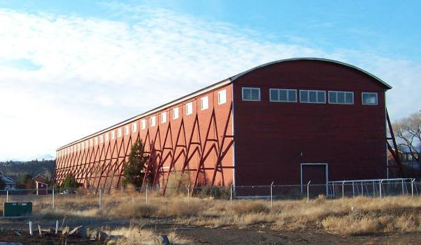 Brooks-Scanlon Crane Shed, 2004