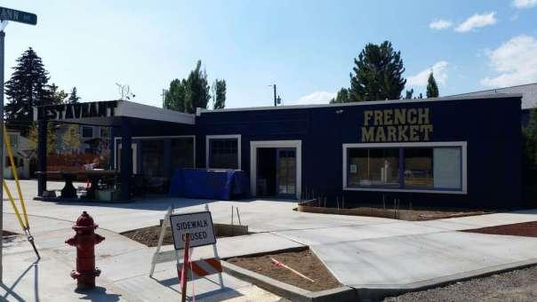 French Market (formerly Riverside Market)