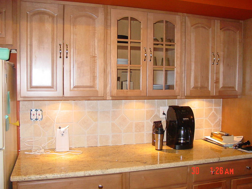 kitchen cabinets home depot Re Kitchen redo Home Depot cabinets by decor