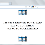Winds Of Cyber War From The Middle East