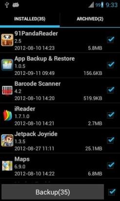 App Backup আপনার ANDROID এর A-Z ব্যাকআপ করুন সহজেই ( Complete Tutorial )