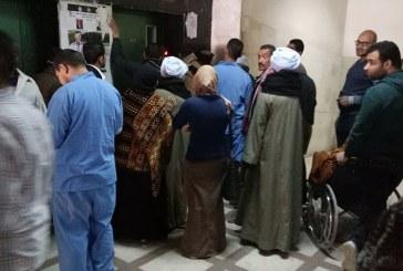 مستشفى أسيوط الجامعي.. إهمال «جسيم» بالعناية المركزية و«الأسانسير» يُنذر بكارثة