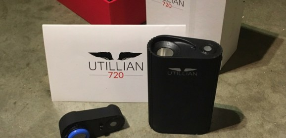 Product Review: Utillian 720 Vaporizer