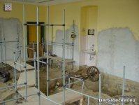 archäologische Entdeckung im Klassenzimmer