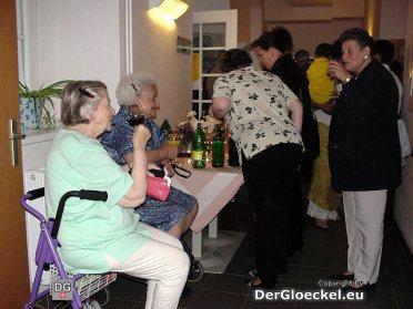 Ein Gesellschaftliches Ereignis bot das Hilfswerk Hainburg/Donau
