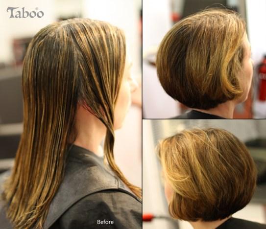 Short Hair Style photo