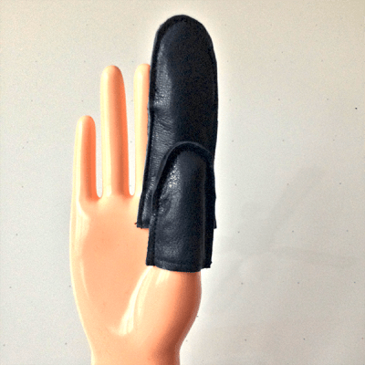 Blue Oyster Finger pad