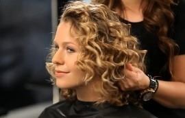 hairstyle center krullen