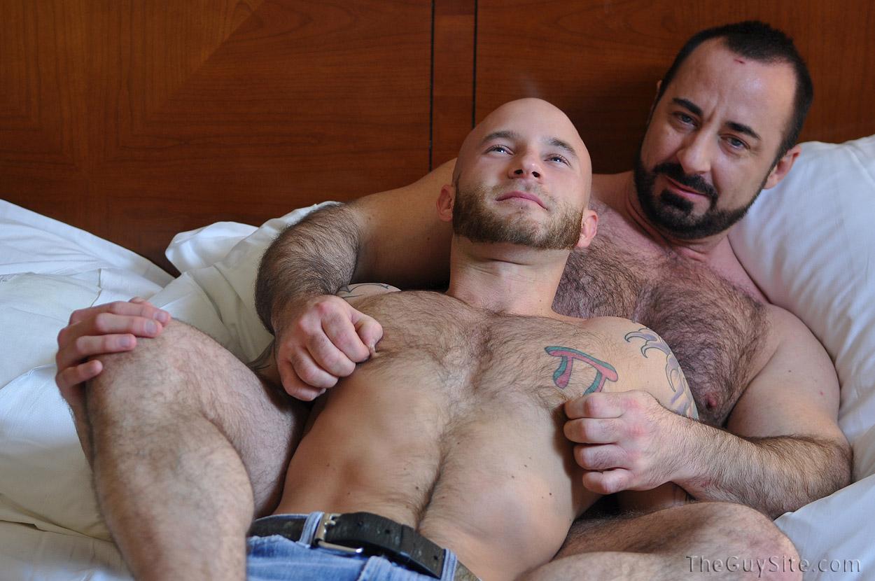 daddy bear gay porn