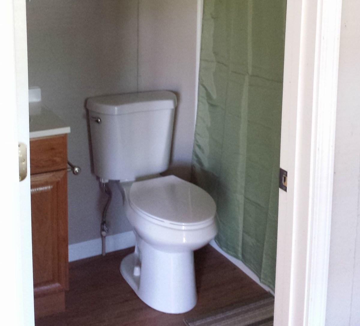 Cabin #1 Bath