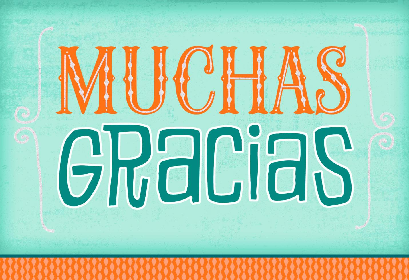 Fullsize Of Spanish For Thank You