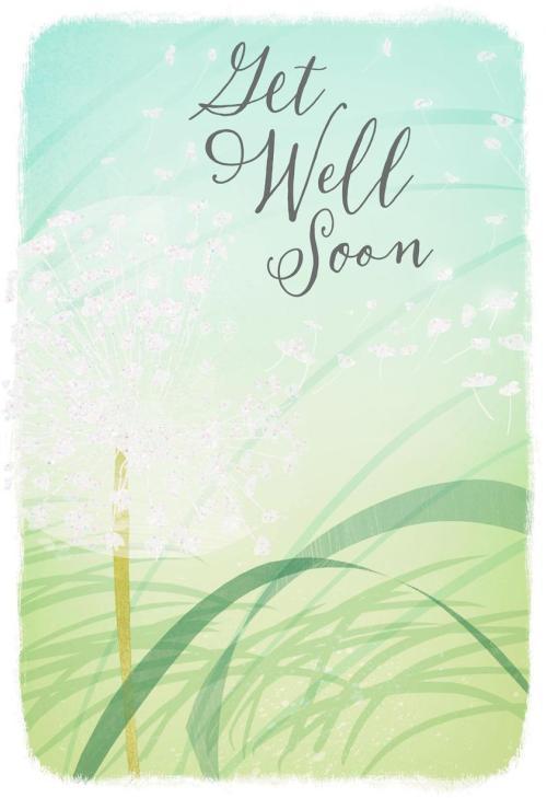 Medium Of Get Well Card