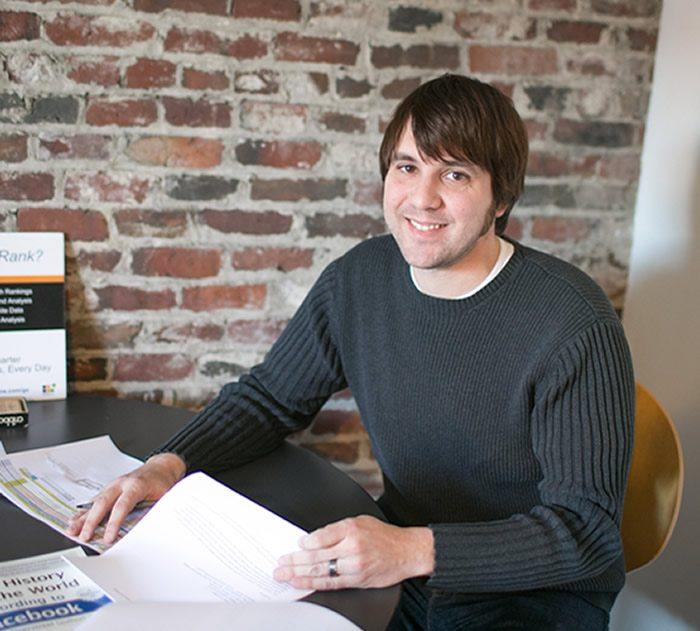 Photo of Jonas Levasseur