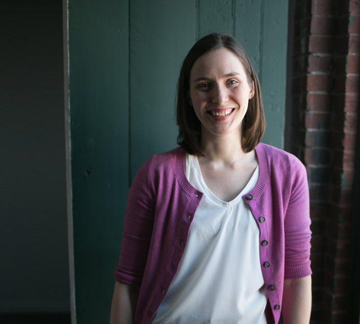 Photo of Rachel Bowes