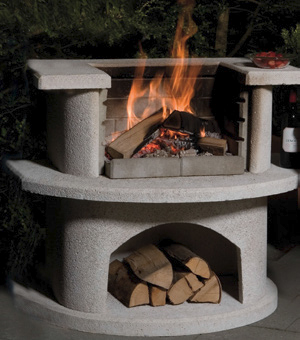 buschbeck outdoor fire