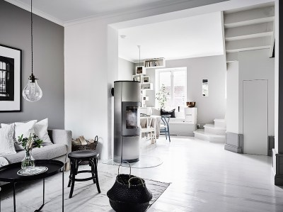 Mixing different interior design styles together   Hall of ...