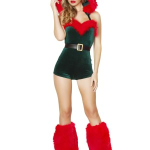 1pc Scrooges Fantasy Sexy Adult Women Costume